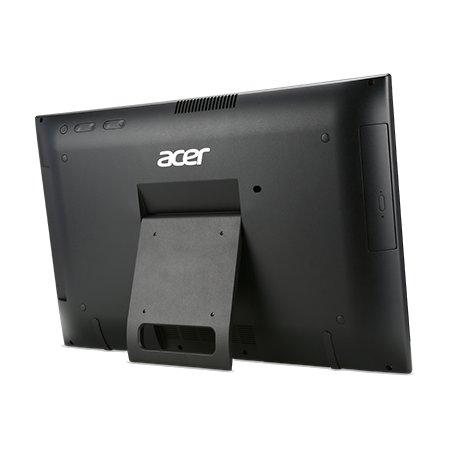 Acer Aspire Z1-622 нет, Черный, 4Гб, 500Гб, Windows, Intel Celeron