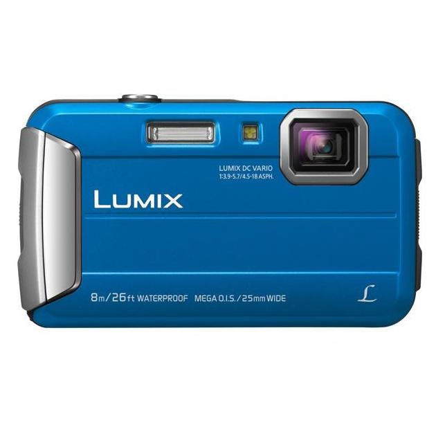Panasonic Lumix DMC-FT30 Синий, 16.6 DMC-FT30EE-A