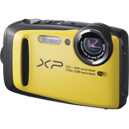 Fujifilm FinePix XP90 Желтый