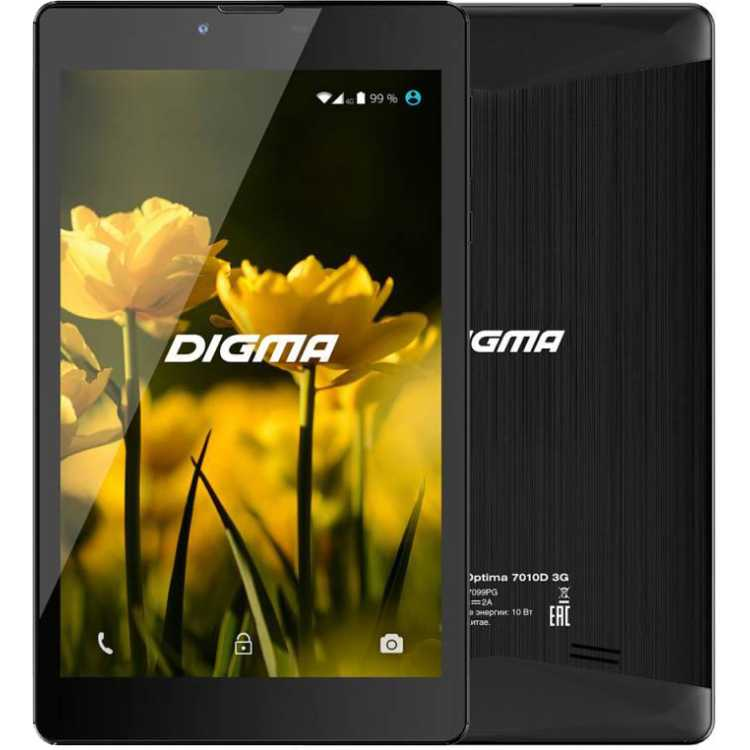 Digma Optima 7010D 3G