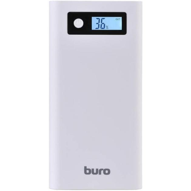 Buro RA-16000-3U-LCD Белый