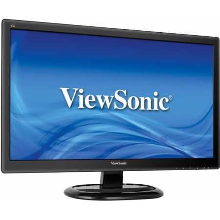 """Viewsonic VA2465Smh 23.6"""", Черный, HDMI, FHD, колонки"""