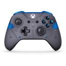 Геймпад беспроводной Microsoft Xbox One ФК Динамо «Чёрный паук» Gears of War, Синий