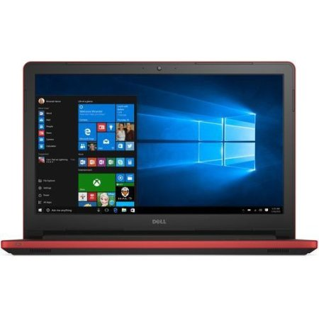 "Dell Inspiron 5559-8223 15.6"", Intel Core i5, 2300МГц, 8Гб RAM, DVD-RW, 1Тб, Красный, Wi-Fi, Windows 10, Bluetooth"