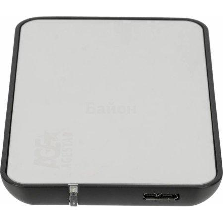 "Корпус AgeStar 31UB2A12 USB3.1 to 2,5""hdd SATA алюминий"