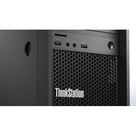 Lenovo ThinkStation P310 3400МГц, Intel Core i7, 1000Гб, NVIDIA K1200 4Gb