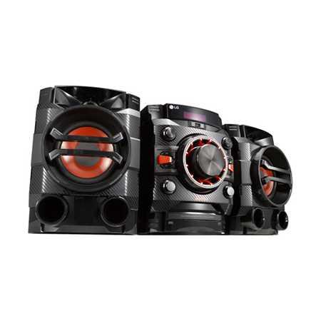 LG CM4360 минисистема, 2.0, FM