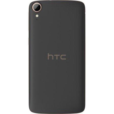 HTC Desire 828 16Гб, Темно-серый, Dual SIM, 4G (LTE), 3G