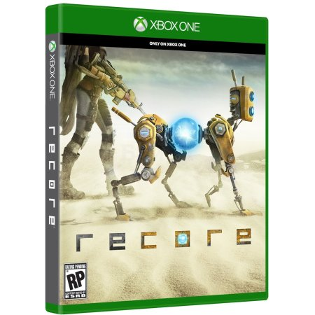 ReCore Xbox One, Windows, Английский