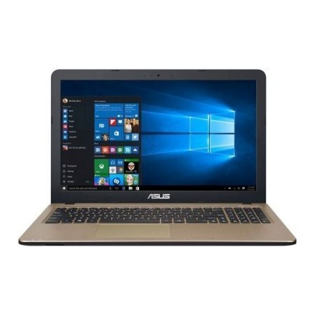 "ASUS VivoBook X540LA-XX265T 15.6"", Intel Core i3, 2000МГц, 4Гб RAM, DVD-RW, 500Гб, Черный, Wi-Fi, Windows 10 Домашняя, Bluetooth"