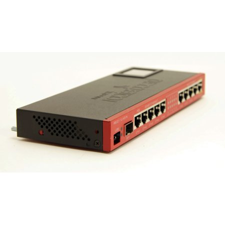 Mikrotik RB2011iL-IN Черный, 300Мбит/с, 2.4