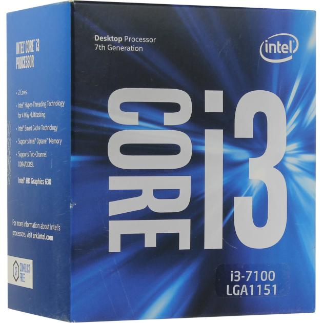 Intel Core i3-7100 Box BX80677I37100