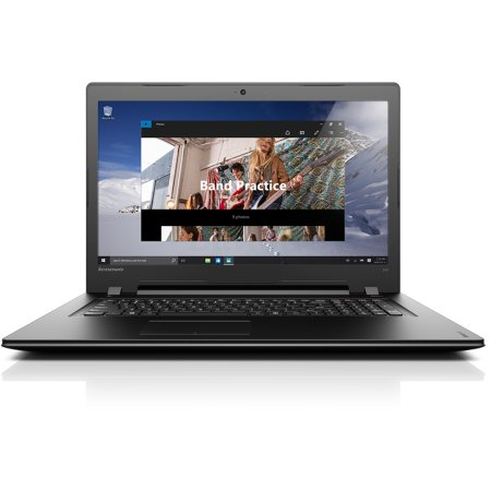 "Lenovo IdeaPad 300-17ISK 80QH009SRK 17.3"", Intel Core i5, 2300МГц, 4Гб RAM, DVD нет, 1Тб, Черный, Wi-Fi, Windows 10, Bluetooth"