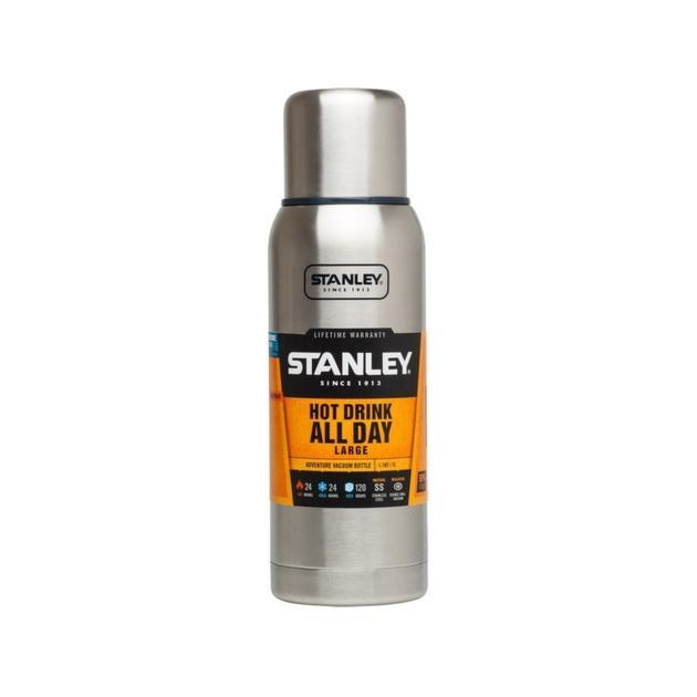 Stanley Adventure 10-01570-010 Серебристый, Термос, 1000мл