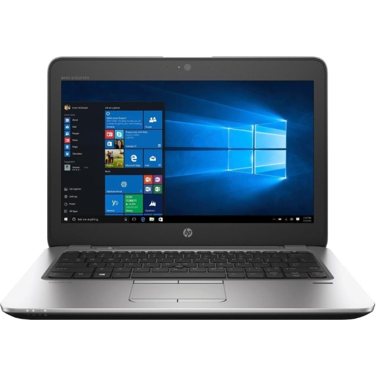 "HP EliteBook 725 G4 12.5"", AMD A12, 2700МГц, 8Гб RAM, 256Гб, Windows 10 Pro"
