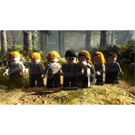 LEGO Гарри Поттер: годы 5-7 Xbox 360, Английский