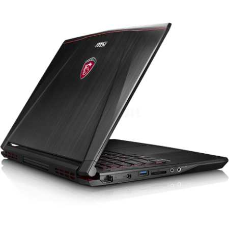 "MSI GS40 6QE-234RU Phantom 14"", Intel Core i7, 2600МГц, 8Гб RAM, 1Тб, Черный, Wi-Fi, Windows 10, Bluetooth"