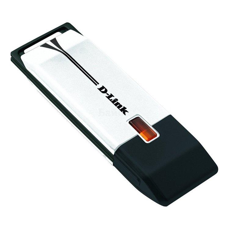 Купить D-Link DWA-160-RU-C1B в интернет магазине бытовой техники и электроники