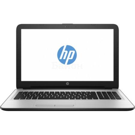 "HP 15-ay053ur 15.6"", Intel Pentium, 1600МГц, 4Гб RAM, DVD-RW, 1Тб, Серебристый, Wi-Fi, Windows 10, Bluetooth"