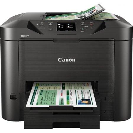 Canon Maxify MB5440 Струйный, Черный, Цветная, А4