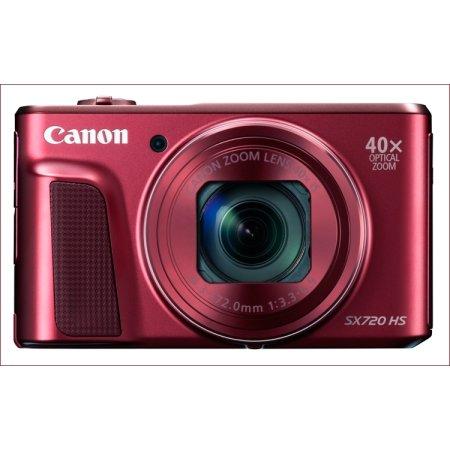 Canon PowerShot SX720 HS Красный