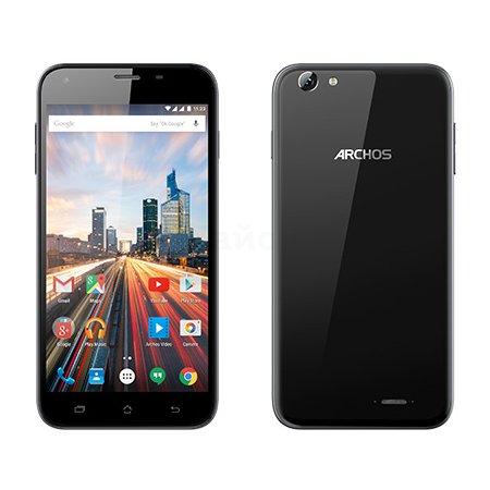 Archos 55 Helium Plus Черный, 4G (LTE), 3G