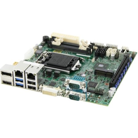 Supermicro SYS-5028L-TN2 LGA1150 (H3), mini iTX, 1U