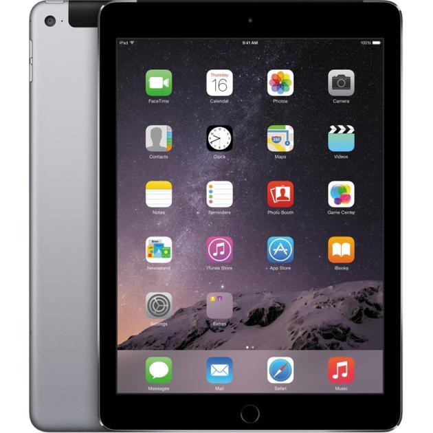 Apple iPad Air 2 Wi-Fi и 3G/ LTE, Золотой, 32Гб ipad 2 3g бу