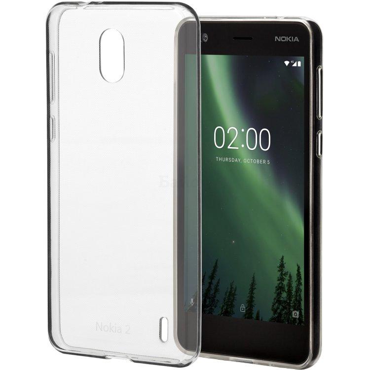 Чехол Nokia 2 Slim Crystal Case