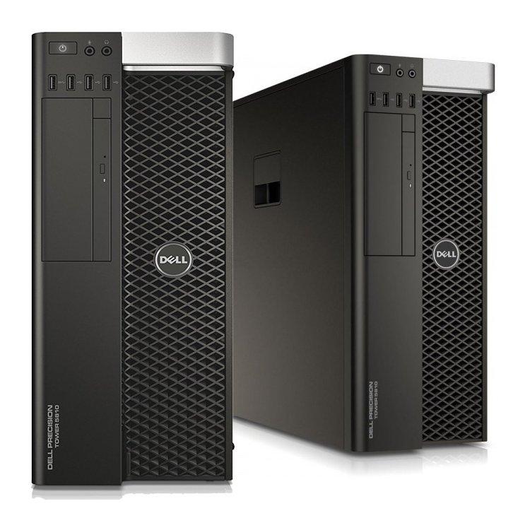 Dell Precision T5810-0248 3500МГц, 16Гб, Intel Xeon, 1000Гб, Windows 7 Pro+W10Pro