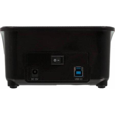 Док-станция для HDD AgeStar 3UBTO1 SATA USB 3.0 пластик черный 1