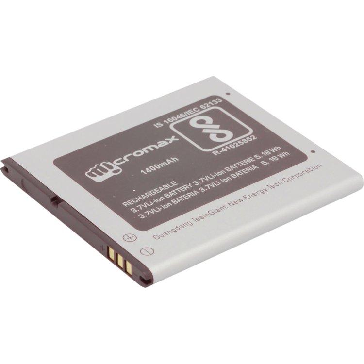 Купить Аккумуляторная батарея для модели Micromax Q326 в интернет магазине бытовой техники и электроники