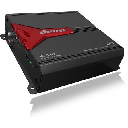Усилитель автомобильный JVC KS-AX3202 двухканальный