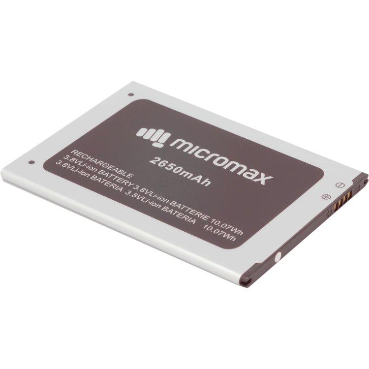 Купить Аккумуляторная батарея для модели Micromax Q397 в интернет магазине бытовой техники и электроники