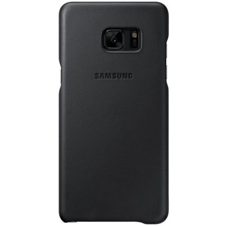 Samsung Leather Cover для Samsung Galaxy Note 7 EF-VN930LBEGRU Черный