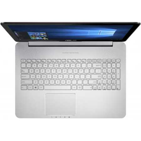 "Asus N552VX-FY107T 15.6"", Intel Core i7, 2600МГц, 8Гб RAM, 1Тб, Серый, Wi-Fi, Windows 10, Windows XP, Bluetooth"