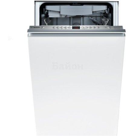 Bosch SPV58M50RU Серебристый, 44.8см, 10