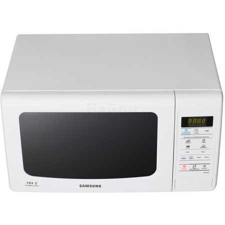Samsung ME713KR Белый, 800Вт, 20л