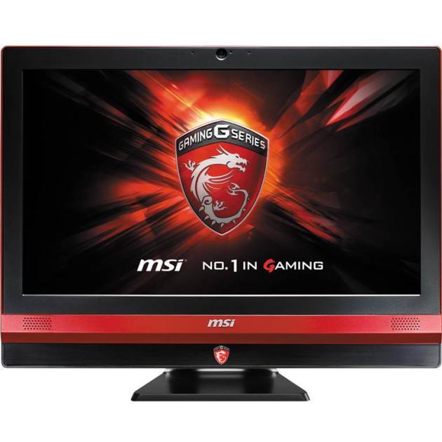 MSI Gaming 24 6QE нет, Черный, 8Гб, 1000Гб, Windows, Intel Core i7