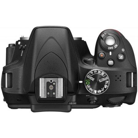 Nikon D3300 Черный, 24.2