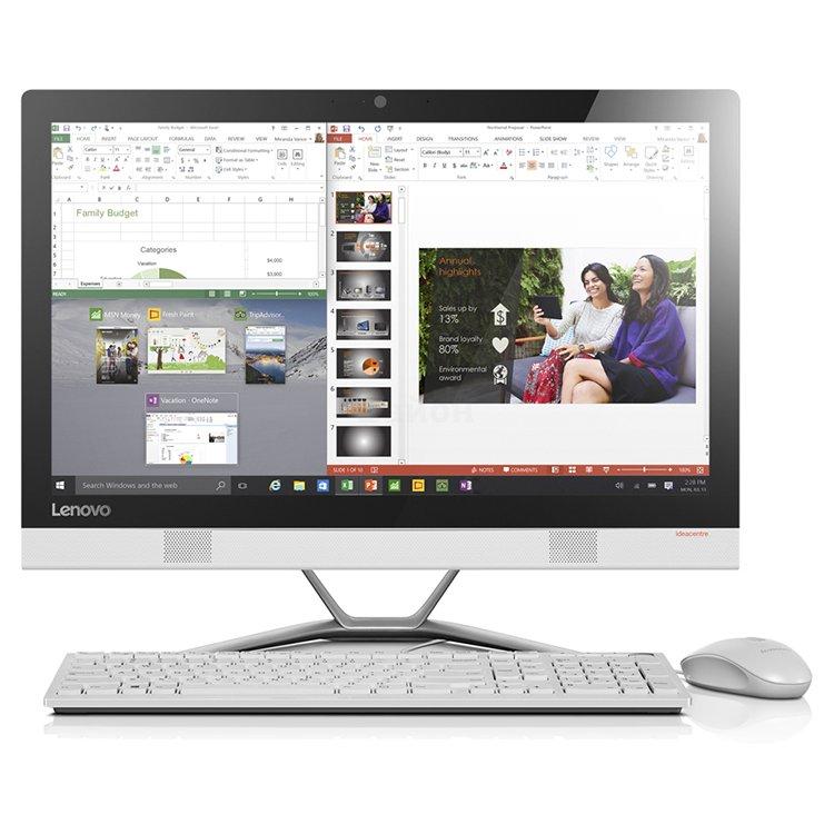 Lenovo IdeaCentre AIO 300-23ISU Белый, 4Гб, 1000Гб, Windows, Intel Core i5, GT920A 2GB