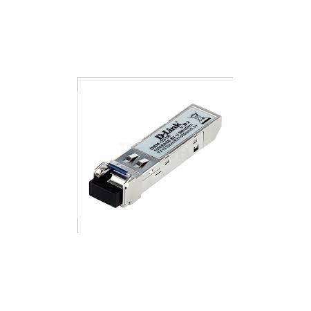 D-Link DEM-331R/20KM, 1000BASE-LX Single-mode 20KM WDM SFP Tranceiver, support 3.3V power, LC connector