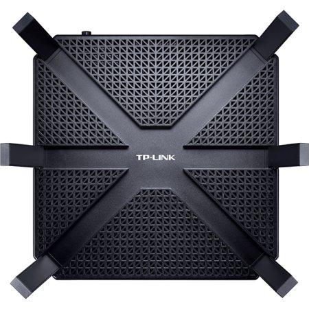 TP-LINK Archer C3200 Черный, 3200Мбит/с, 5, 2.4