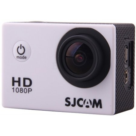 SJCAM SJ4000 WiFi Серебристый