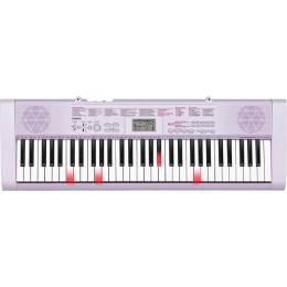 Синтезатор Casio LK-127 61клав. розовый