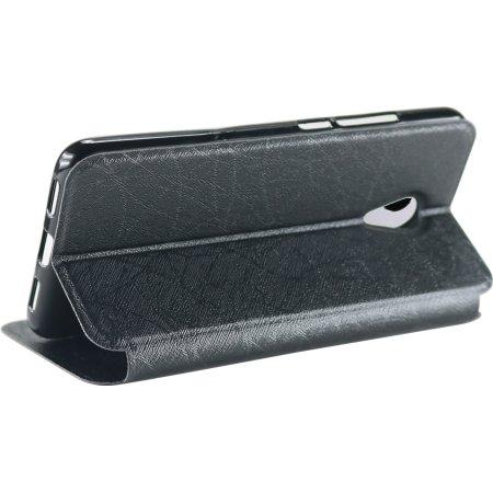 Meizu M3s mini IT Baggage чехол-подставка, кожзам, Черный