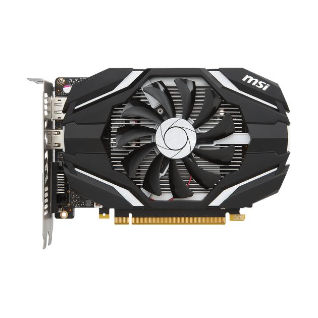 MSI GeForce GTX 1050 TI 4G OC PCI-E 16x 3.0, 4096Мб, GDDR5 GTX1050TI4GOC