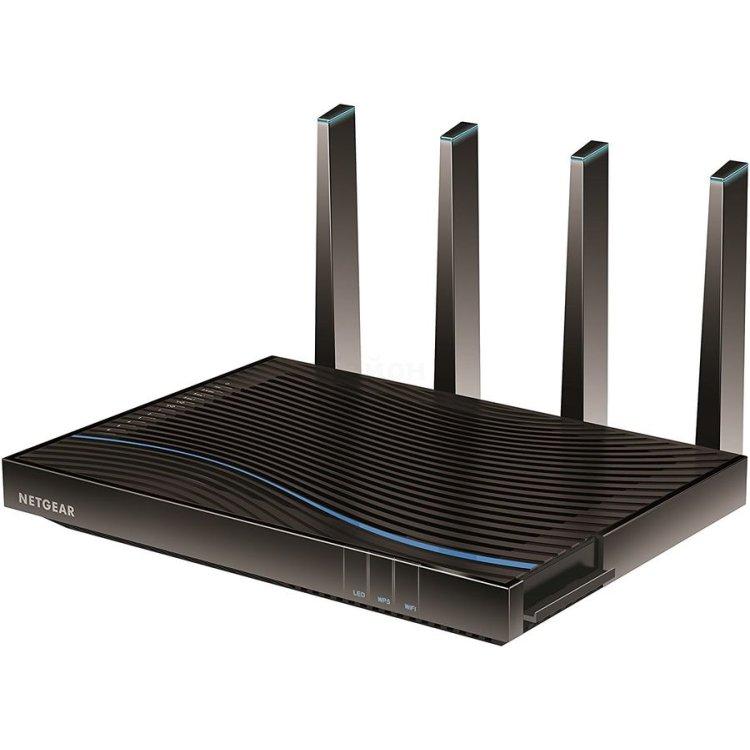 NetGear D8500-100EUS, 5300Мбит/с, 2.4, 5