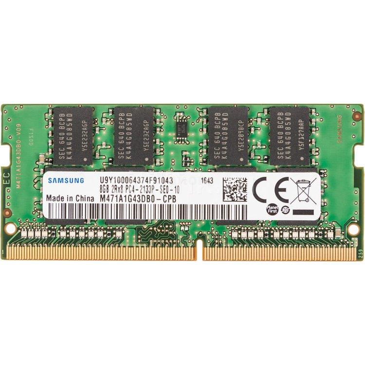 Samsung M471A1G43DB0-CPB OEM DDR4, 1, 8Гб, PC4-17000, 2133МГц, SO-DIMM
