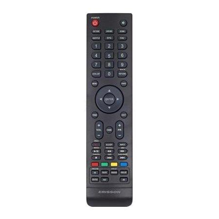 """Erisson 50LES76T2 50"""", Черный, 1920x1080, без Wi-Fi, Вход HDMI"""